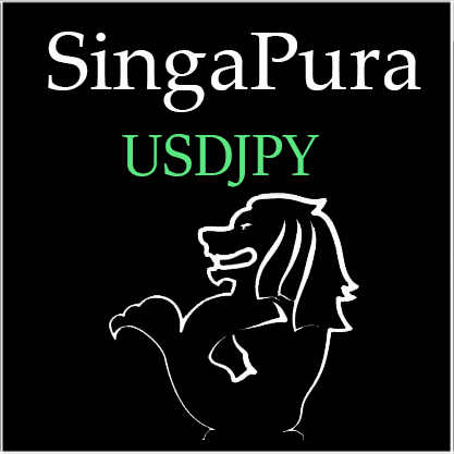 SingaPura USDJPY 【固定ロットとマーチンゲールを選択可能!】【TRADERS-pro:トレプロ】