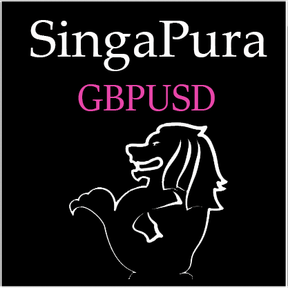 SingaPura GBPUSD【固定ロットとマーチンゲールを選択可能!】【TRADERS-pro:トレプロ】