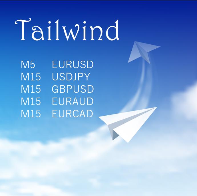 【Tailwind】多通貨ペア対応 押し目買い・戻り売りスキャル【TRADERS-pro:トレプロ】