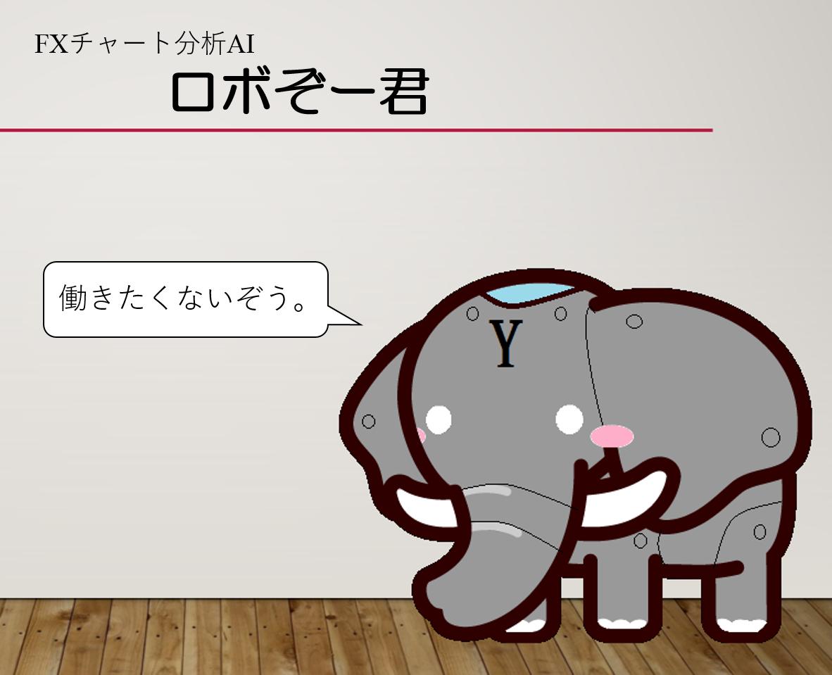 【ロボぞー君】AI活用ドル円スキャル