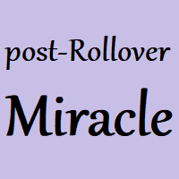 post-Rollover Miracle【TRADERS-pro:トレプロ】