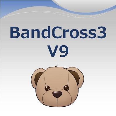 BandCross3 EURUSD V9【TRADERS-pro:トレプロ】