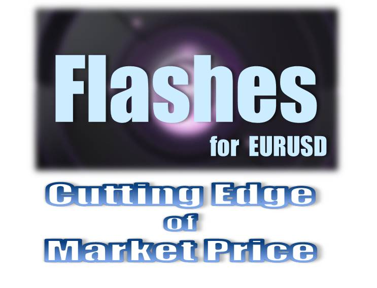 Flashes for EURUSD【TRADERS-pro:トレプロ】