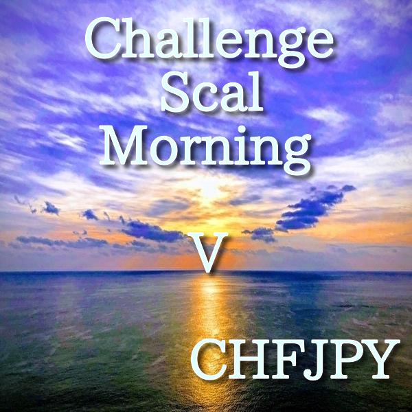 ChallengeScalMorning V CHFJPY