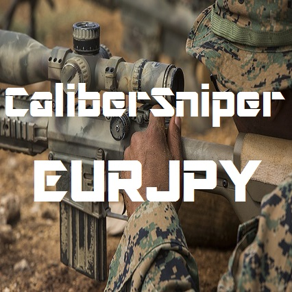 CaliberSniper EURJPY【TRADERS-pro:トレプロ】