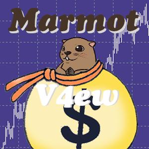 【スタンダード口座専用】Marmot V4 ew - USDJPY スイング -【TRADERS-pro:トレプロ】