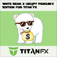 【TitanFXスタンダード口座専用】White Bear Z USDJPY - Penguin's Edition -【TRADERS-pro:トレプロ】